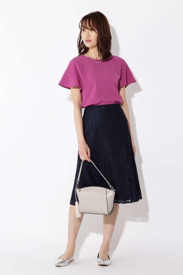 レースマーメイドスカート