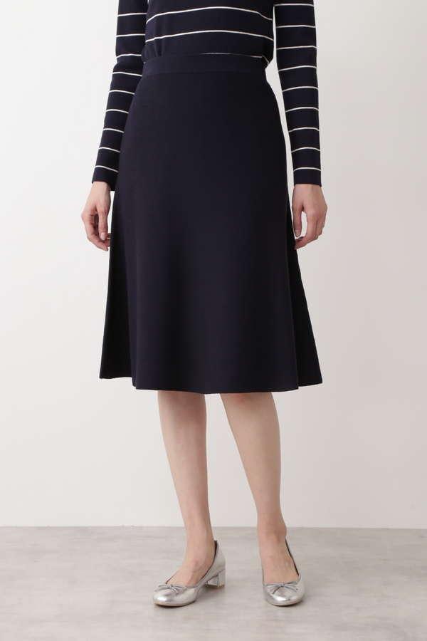 マーメイドニットスカート