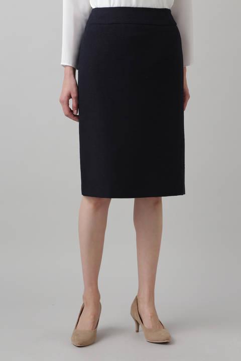 ラメツイードセットアップ スカート