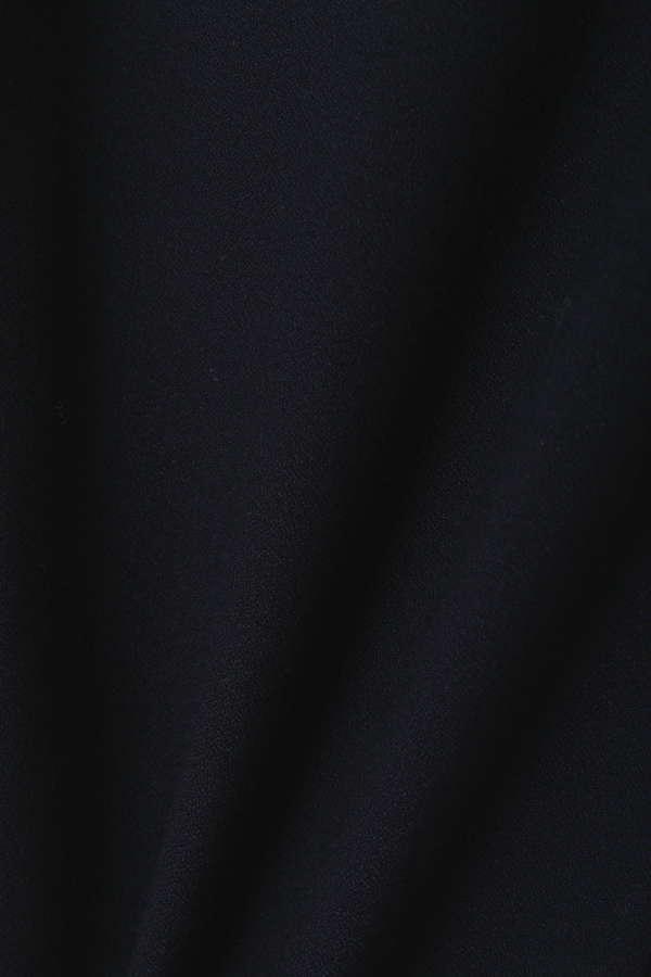 〈ウォッシャブル〉コスミカルジョーゼットパンツ