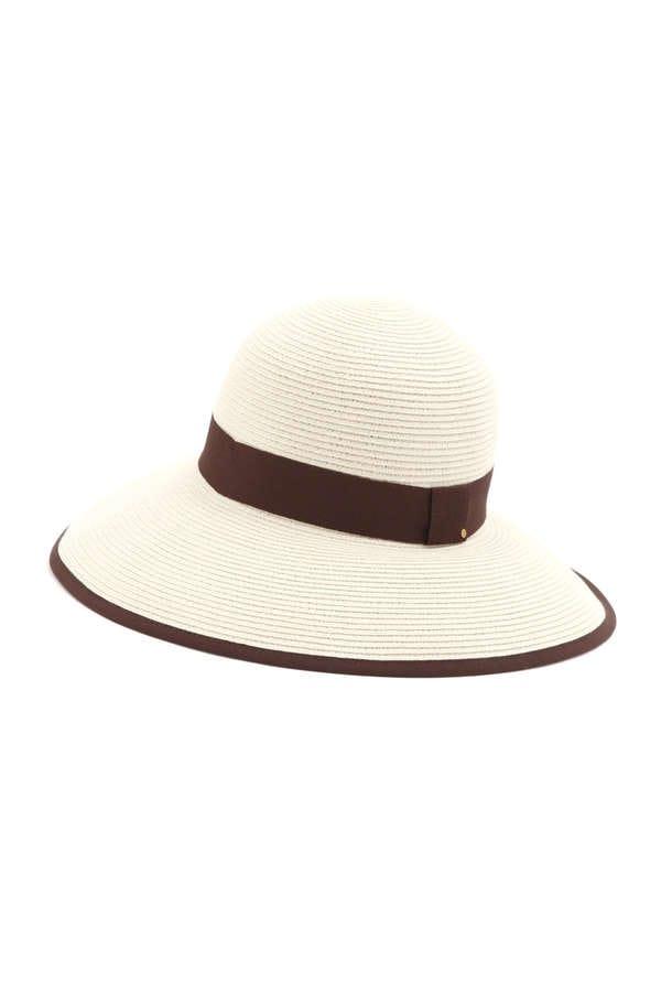 リゾート 帽子 折りたたみ 洗えるハット ナチュラルビューティーベーシック