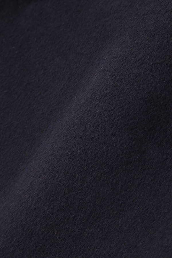 リバーシブルチェック ストレートスカート