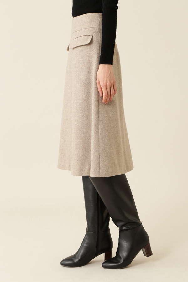 メランジスカート