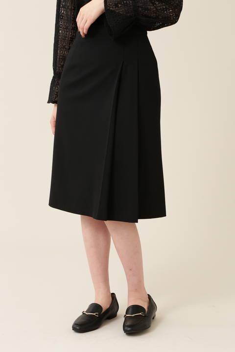 [洗える]コスミカルウォームライトセットアップ スカート