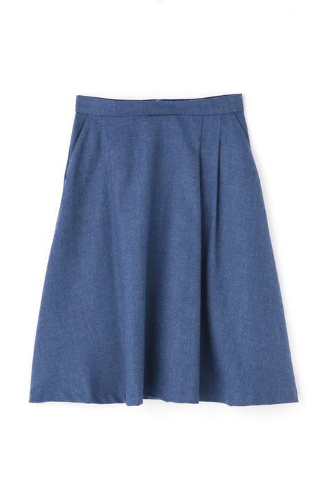 【先行予約_9月中旬-下旬入荷予定】ボタニサージスカート