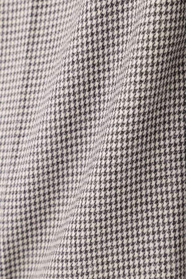 [洗える]ウールライクチドリパンツ
