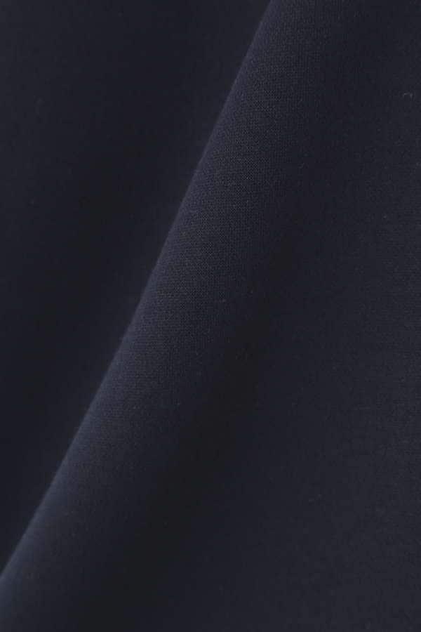 ダンボールニットカラーレスコート
