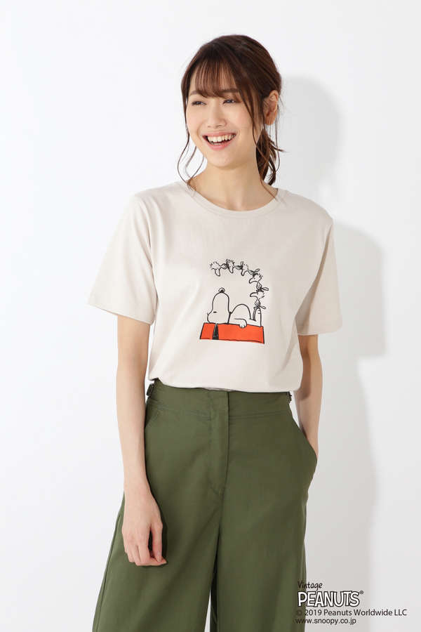 Tシャツ(PEANUTS)