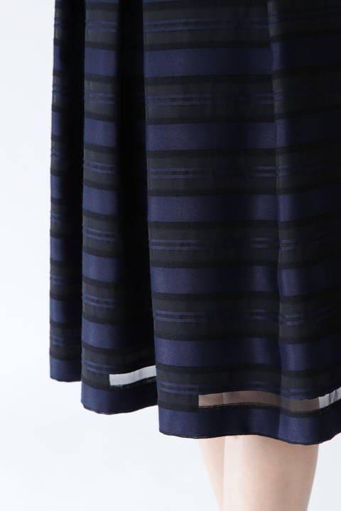 シアーボーダースカート