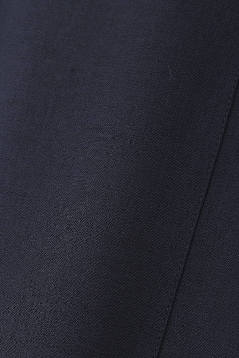 [ウォッシャブル]リネンライクツイルフレアーラップスカート