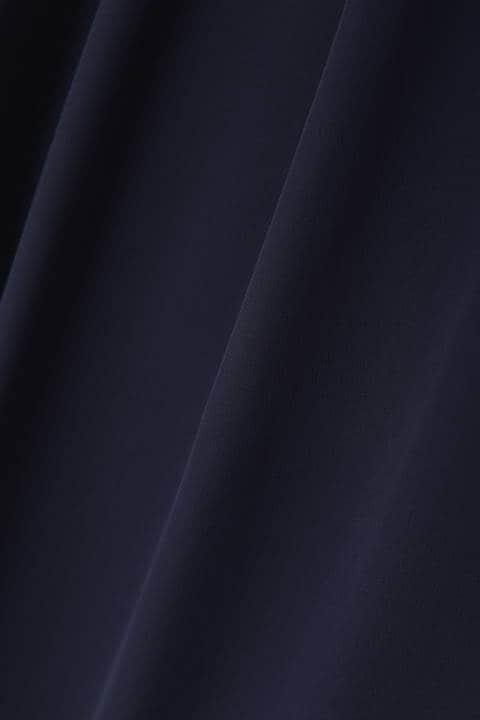 【竹内由恵さん着用】[ウォッシャブル]セミダルデシンブラウス