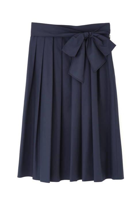 [ウォッシャブル]モリタフタスカート