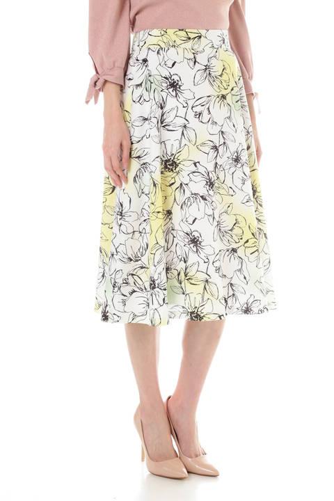 [ウォッシャブル]カラースプレースカート
