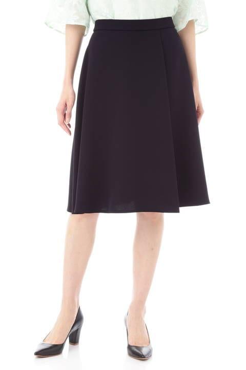 トリアセバックサテンスカート