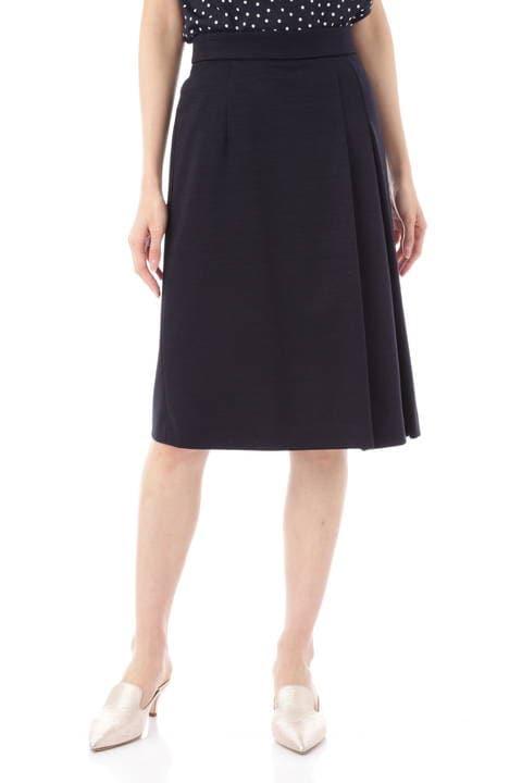 ラミーミラノリブスカート
