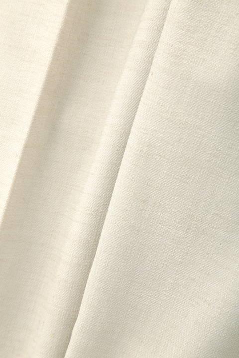 【新井恵理那さん着用】[ウォッシャブル]レチェラスティックスラブパンツ