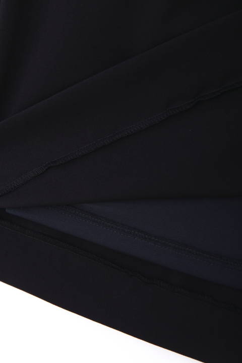 【新井恵理那さん着用】[ウォッシャブル]ハイツイストインターロックパンツ