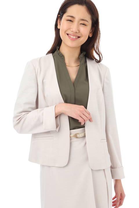 ラミーミラノリブジャケット