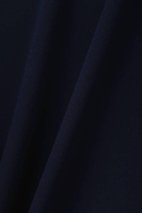 [ウォッシャブル]スポンジジョーゼットブラウス