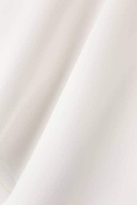 [ウォッシャブル]ドビークロスブラウス