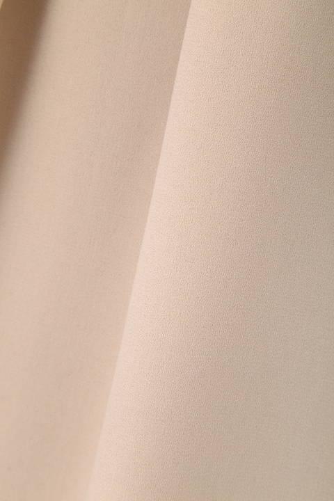 【小倉優子さん着用】スポンジージョーゼットブラウス