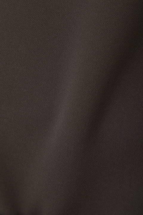 【CLASSY 10月号掲載】[ウォッシャブル]オーセンティックダブルクロスブラウス