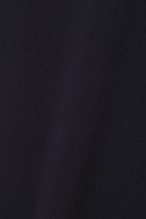 【先行予約 8月上旬 入荷予定】トリアセ強撚スムースブラウス