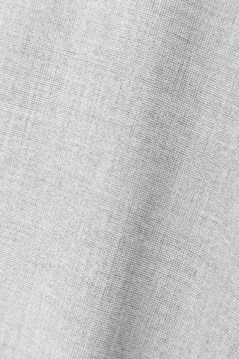 【宇賀なつみさん着用】[ウォッシャブル]ピンヘッドブラウス