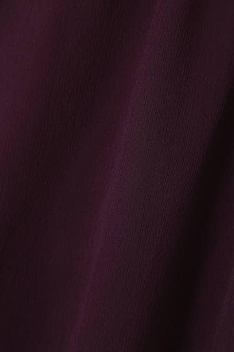 【出水麻衣さん着用】エスパンディ楊柳ブラウス