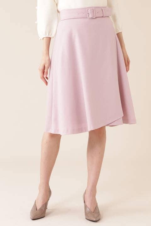 【先行予約 10月上旬 入荷予定】ハイカウントサキソニースカート