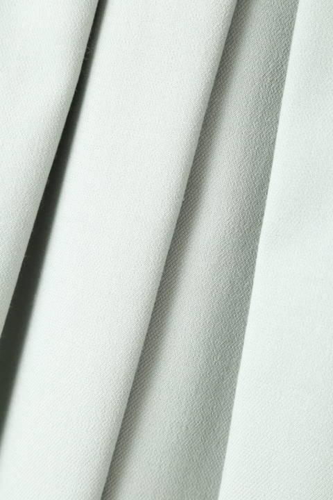【竹内由恵さん着用】タックフレアカラースカート
