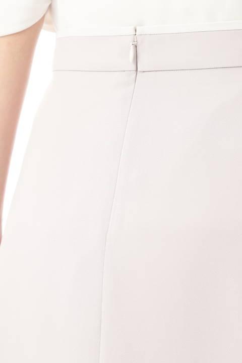 [ウォッシャブル]スポンジジョーゼットスカート