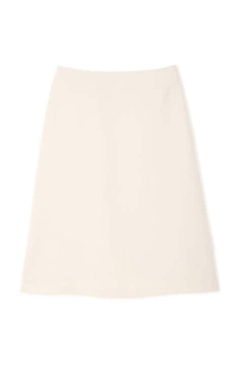 強撚スラブツイルスカート
