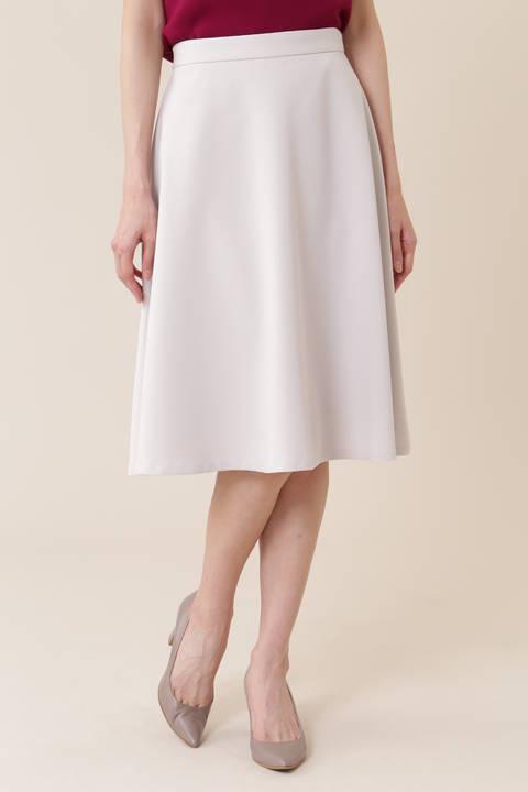[ウォッシャブル]オーセンティックダブルクロススカート