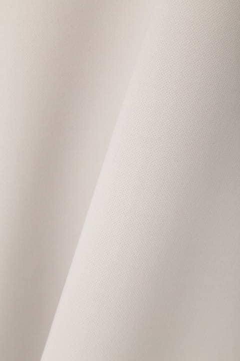【竹内由恵さん着用】[ウォッシャブル]オーセンティックダブルクロススカート