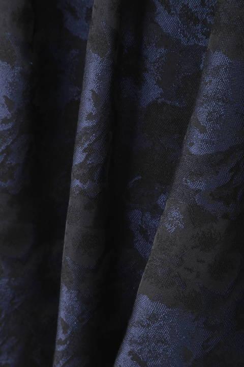 【皆川玲奈さん着用】《Purpose》フラワージャガードスカート