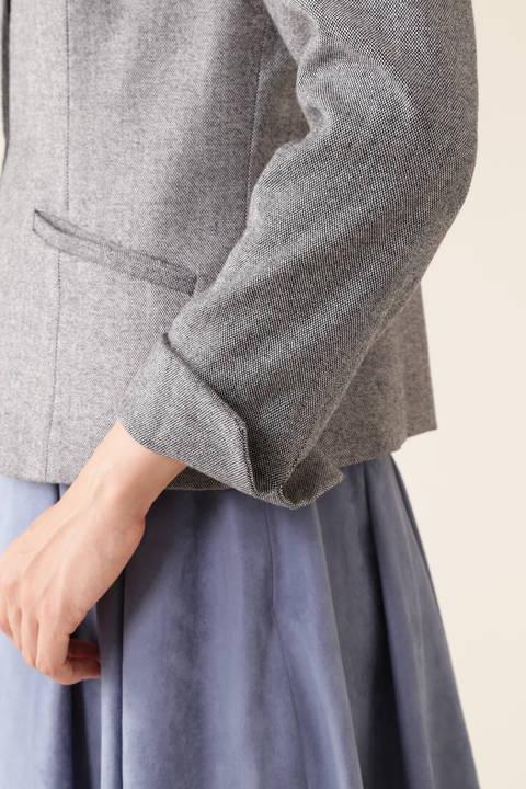 ELANツィードジャケット