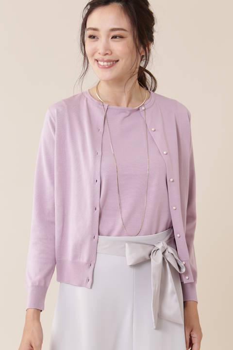 【滝菜月さん着用】ハイゲージアンサンブル