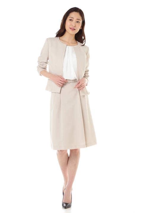 ワルツツイル広巾スカート