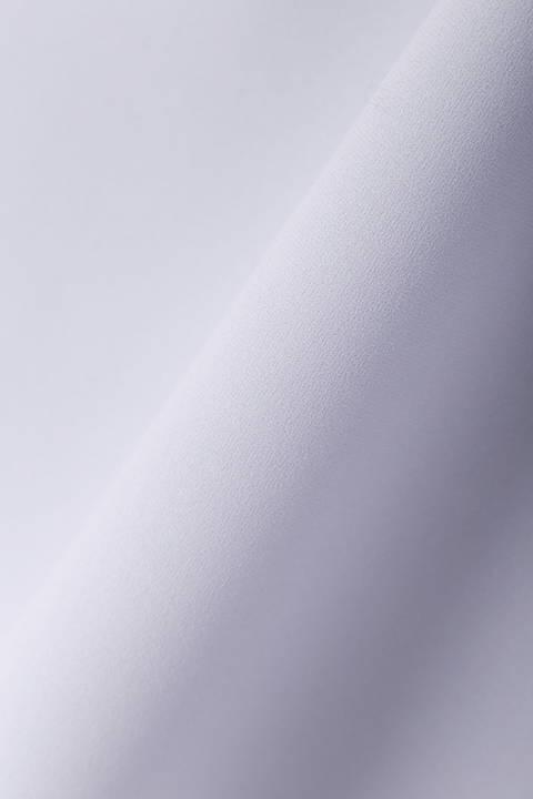 ノルディススカーフ風ボウタイブラウス