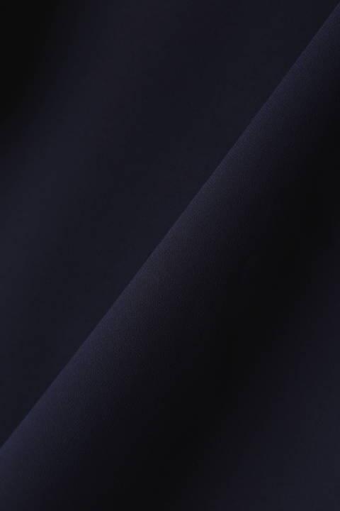 肩レースボリューム袖ドルマンブラウス