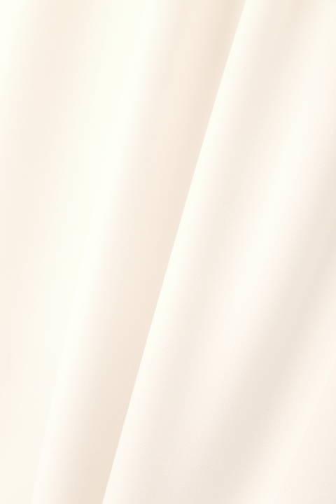 [ウォッシャブル]ノルディスギャザーネックブラウス