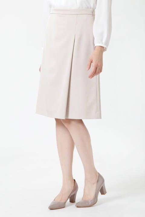 ウォッシャブルセットアップスカート