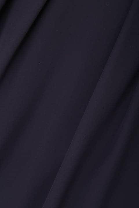 プルエラサキソニーベルト付ふんわりスカート