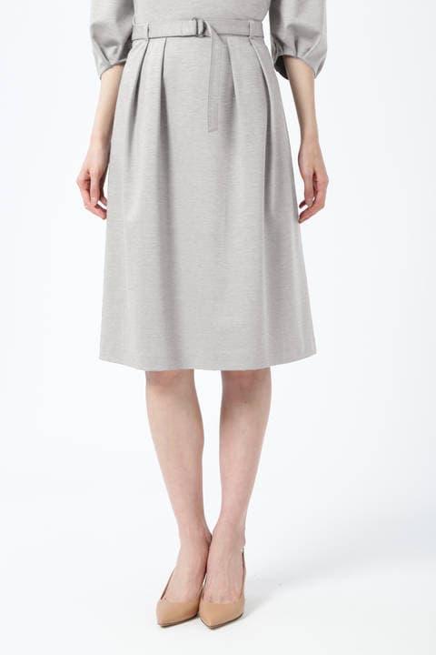 【先行予約 2月下旬-3月上旬入荷予定】モクロディジャージティアードスカート
