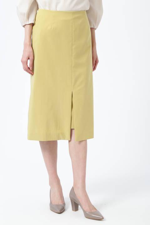 【先行予約 3月上旬-3月中旬入荷予定】[WEB限定商品]フロントスリットタイトスカート