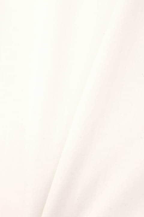 【雑誌 with 7月号掲載】[ウォッシャブル]はしごレースフレアスリーブプルオーバー