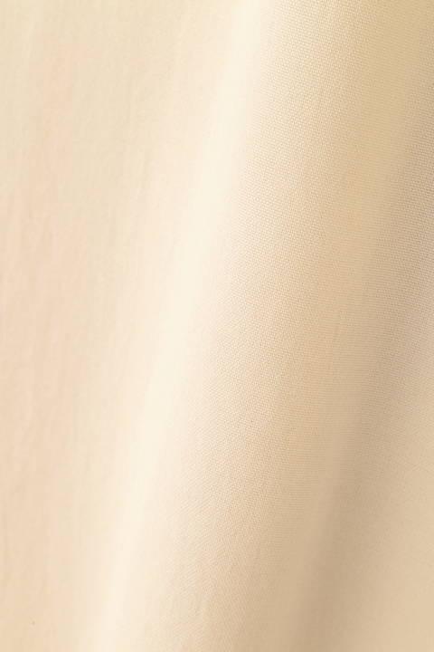 ポプリンシャツブラウス