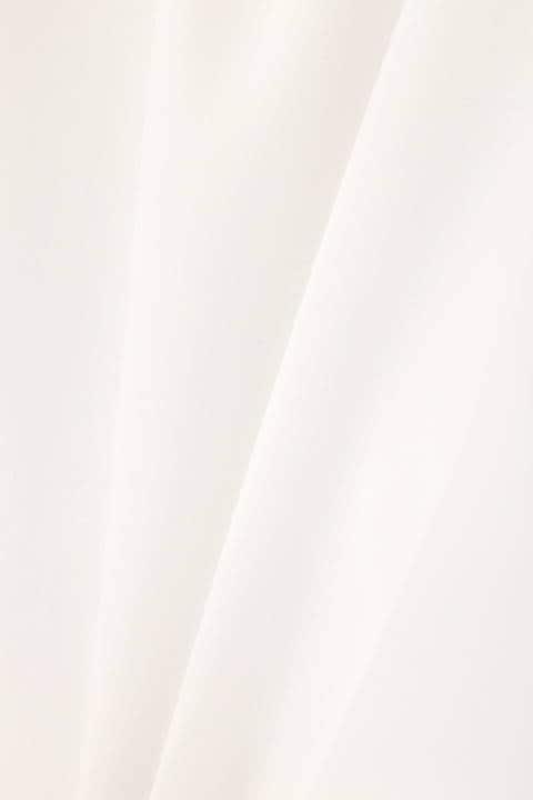 【ドラマ 中谷美紀さん着用】[ウォッシャブル]ノルディス2wayジョーゼットブラウス
