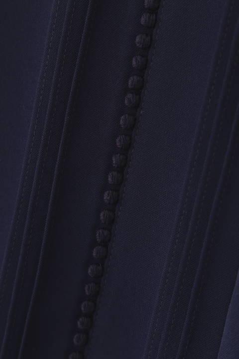 [ウォッシャブル]エステルダブルクロシャツ